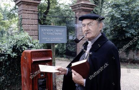 Maurice Denham in 'The Black Tower'