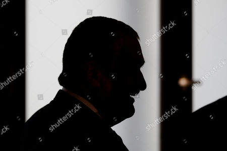Karel Schwarzenberg Czech Foreign Minister Karel Schwarzenberg arrives for a meeting with his German counterpart Guido Westerwelle, unseen, at the Foreign Ministry in Berlin, Germany
