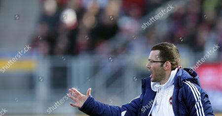Editorial picture of Germany Soccer Bundesliga, Nuremberg, Germany
