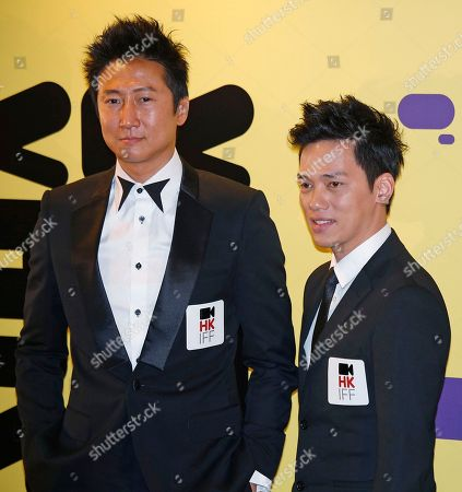 Editorial photo of Hong Kong Film Festival Grand Opening