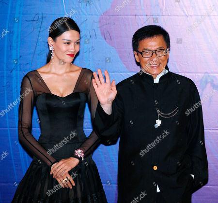 Editorial photo of Hong Kong Huading Awards