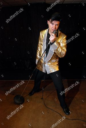 Andy Woodward, 39, from Morriston, Swansea will be performing a record breaking 30 Elvis impersonation gigs in London on the 30th anniversary of Elvis Presley's death this coming Thursday