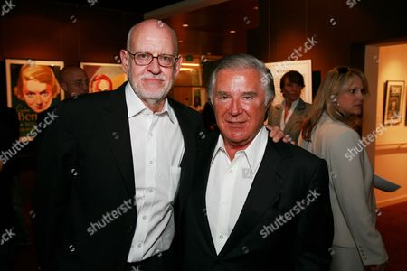 Frank Oz and Producer Sidney Kimmel