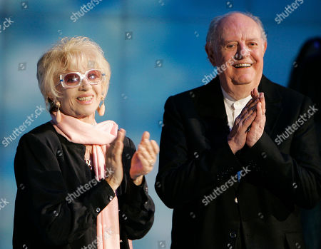 "Franca Rame, Dario Fo Italian Nobel prize winner Dario Fo, right, and his wife Franca Rame applaud during the Italian State RAI TV program ""Che Tempo che Fa"", in Milan. Franca Rame, an Italian actress and wife of Nobel laureate Dario Fo, died at the age of 84 after a long illness. Rame's death was marked with a moment of silence in Parliament, where she served as a senator from 2006 to 2008, and President Giorgio Napolitano praised her ""passionate civic engagement."" Born into a theatrical family, Rame was a stage and film actress who married the actor and playwright Fo in 1954 in Milan's St. Ambrose Cathedral"