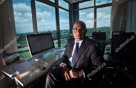 Aly-Khan Satchu Aly-Khan Satchu, the Chief Executive Officer of RICH Management Ltd, poses for a photograph in his office overlooking the skyline of Nairobi, Kenya. The barrage of hourly tweets sent out by Aly-Khan Satchu, East Africa's version of CNBC's Mad Money host Jim Cramer, cheers on what Satchu says is a growing sentiment among investors: If you're not investing in Africa, you should be