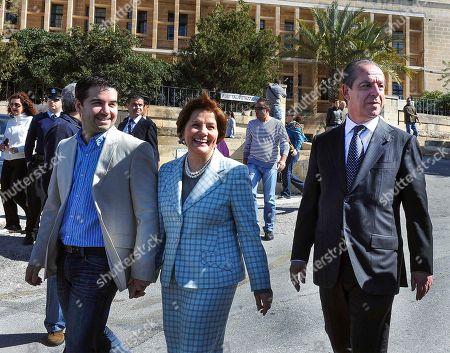 Editorial picture of Malta Elections, Valletta, Malta