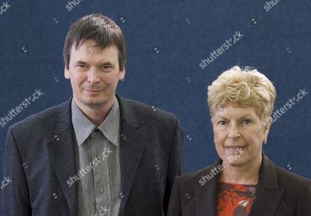 Ian Rankin and Ruth Rendell
