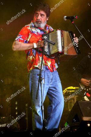 Celso Pina Mexican singer and accordionist Celso Pina performs on the last night of the Cumbre Tajin 2013 music festival in Papantla, Mexico