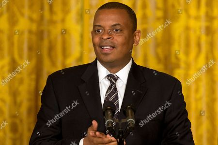 Anthony Foxx Charlotte, N.C. Mayor Anthony Foxx speaks in the East Room of the White House in Washington, after President Barack Obama announced Foxx' nomination to succeed Ray LaHood as the next transportation secretary