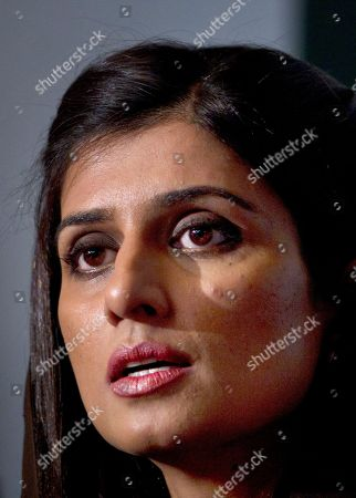 Hina Rabbani Khar Pakistan's Foreign Minister Hina Rabbani Khar addresses a news conference at the Foreign Office in Islamabad, Pakistan, . Khar told reporters that Pak-Iran gas pipeline was in the greater interest of the nation, and the US and European nations should understand our energy needs
