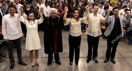 Editorial photo of Philippines Elections, Manila, Philippines