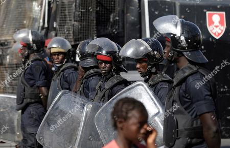 Editorial photo of Senegal, Dakar, Senegal