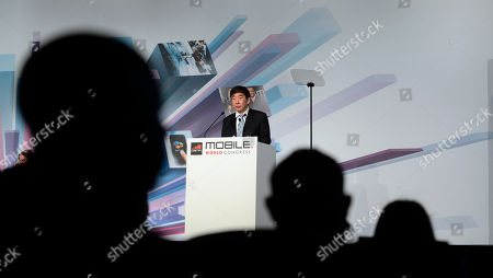 Xi Guohua Xi Guohua, chairman of China Mobile speaks during a conference at the Mobile World Congress, the world's largest mobile phone trade show, in Barcelona, Spain