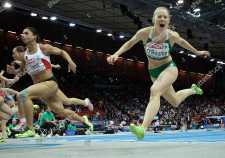 Editorial image of Sweden Athletics Europeans, Gothenburg, Sweden