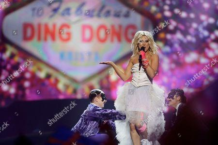 Editorial image of Sweden Eurovision, Malmo, Sweden