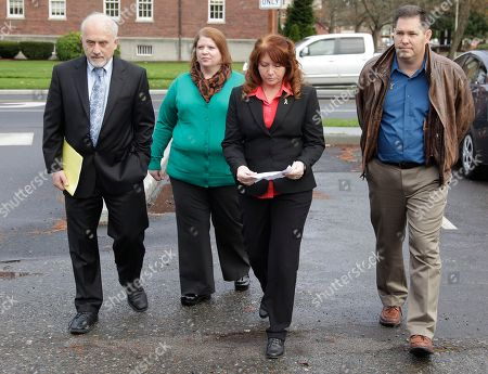 Kari Bales, Stephanie Tandberg, Lance Rosen Kari Bales, second from left, walks with attorney Lance Rosen, left, her sister, Stephanie Tandberg, second from right, and Tandberg's husband Eric Tandberg, right, as they prepare to to talk to reporters, outside the building housing a military courtroom on Joint Base Lewis McChord in Washington state, where a preliminary hearing ended Tuesday for Kari's husband, U.S. Army Staff Sgt. Robert Bales. Bales is accused of 16 counts of premeditated murder and six counts of attempted murder for a pre-dawn attack on two villages in Kandahar Province in Afghanistan last March