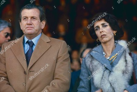 Jorge Zorreguieta, Maria del Carmen Cerruti In this picture taken in 1979, Jorge Zorreguieta, left, father of Argentinean born Princess Maxima Zorreguieta of Holland, and his wife Maria del Carmen Cerruti, attend the inauguration of the Rural Exhibition, an annual agricultural and livestock show, in Buenos Aires, Argentina. Prince Willem-Alexander's ascension to the Dutch throne in April 2013 promises to be a shining moment on the world stage for his wife Maxima and her home country of Argentina. But there will be a glaring absence at the ceremony. Queen Beatrix's announcement this week that she'll step aside and let her son become king raised new questions about the future queen's father, Jorge Zorreguieta, one of the longest-serving civilian ministers in Argentina's 1976-1983 military dictatorship