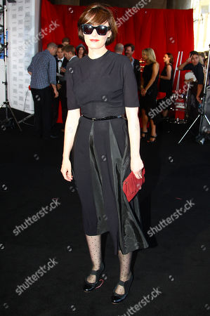 Sarah Blasko Sarah Blasko arrives for the Australian music industry Aria Awards in Sydney