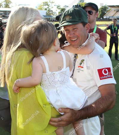 Editorial photo of Australia South Africa Cricket, Perth, Australia