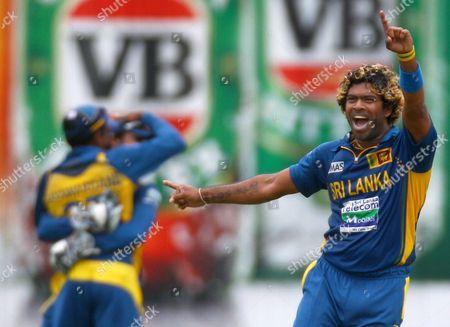 Editorial photo of Australia Sri Lanka Cricket, Sydney, Australia