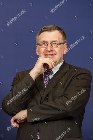 Steven Vanackere Belgium's finance minister Steven Vanackere smiles as he arrives for an Eurogroup finance ministers meeting at the EU Council in Brussels on . The Eurogroup ministers will be choosing a new eurogroup leader
