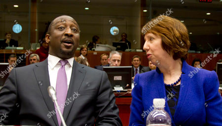 Tieman Coulibaly, Catherine Ashton Mali's Foreign Minister Tieman Coulibaly, left, and EU High Representative for Foreign Policy Catherine Ashton speak with each other during an emergency meeting of EU foreign ministers at the EU Council building in Brussels on . A former French colony, Mali once enjoyed a reputation as one of West Africa's most stable democracies with the majority of its 15 million people practicing a moderate form of Islam. That changed in April 2012, when Islamist extremists took over the main cities in the country's north amid disarray following a military coup, and began enforcing their version of strict Shariah law