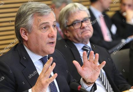 Editorial picture of Belgium EU Steel Industry, Brussels, Belgium