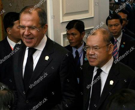 Editorial image of Cambodia Southeast Asia Summit, Phnom Penh, Cambodia