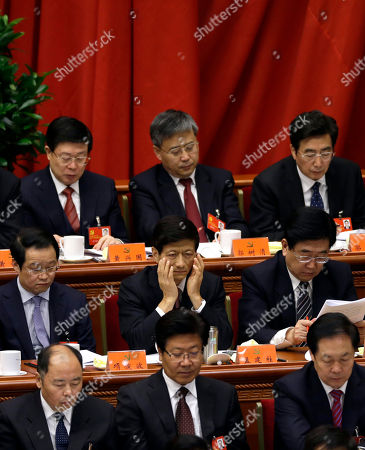 Editorial picture of China Congress, Beijing, China