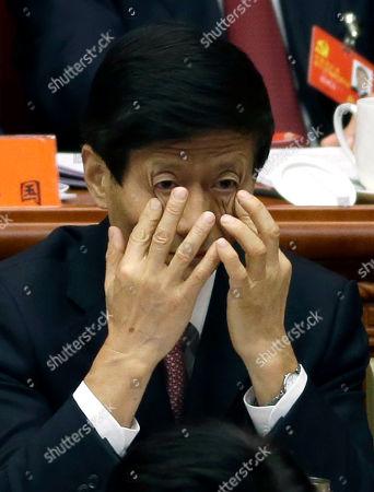 Editorial image of China Congress, Beijing, China