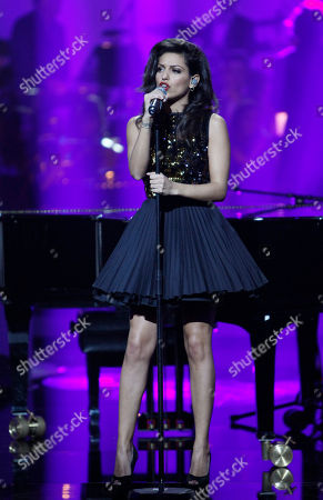 Tal Benyerzi Israeli-born French singer Tal Benyerzi, known as Tal performs on stage during the 28th Victoires de la Musique annual ceremony, France's top music awards, at the Zenith concert hall, in Paris, France