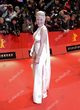 Laura Birn Actress Laura Birn arrives for the screening of the film Before Midnight to receive the special award Shooting Star at the 63rd edition of the Berlinale, International Film Festival in Berlin, Germany