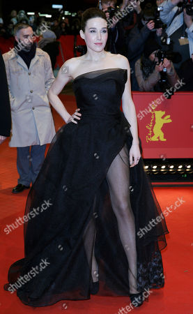 Arta Dobroshi Actress Arta Dobroshi arrives for the screening of the film Before Midnight to receive the special award Shooting Star at the 63rd edition of the Berlinale, International Film Festival in Berlin, Germany