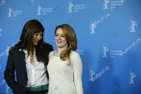 Fallon Goodson, Catherine Keener Actresses Catherine Keener and Fallon Goodson pose at the photo call for the film Maladies at the 63rd edition of the Berlinale, International Film Festival in Berlin