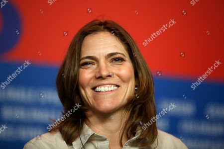 Jane Hartwell Producer Jane Hartwell attends the press conference for the film The Croods at the 63rd edition of the Berlinale, International Film Festival in Berlin, Germany