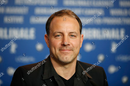 Kirk De Micco Director Kirk De Micco attends the press conference for the film The Croods at the 63rd edition of the Berlinale, International Film Festival in Berlin, Germany
