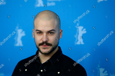 Marc Andre Grondin Actor Marc Andre Grondin poses at the photo call for the film Vic And Flo Saw A Bear at the 63rd edition of the Berlinale, International Film Festival in Berlin