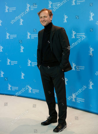 Actor Andrzej Chyra poses at the photo call for the film In The Name Of at the 63rd edition of the Berlinale, International Film Festival in Berlin, Germany