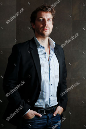 Stock Picture of Ramsey Nasr Author and actor Ramsey Nasr poses for portraits at the 7th edition of the Rome International Film Festival in Rome