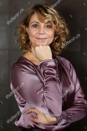 Anne Louise Hassing Actress Anne Louise Hassing poses for portraits at the 7th edition of the Rome International Film Festival in Rome