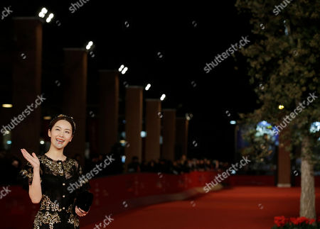 Editorial picture of Italy Rome Film Festival Judge Archer Red Carpet, Rome, Italy
