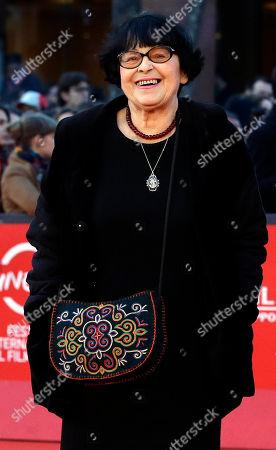 Editorial picture of Italy Rome Film Festival Vechnoe Vozvraschenie Red Carpet, Rome, Italy