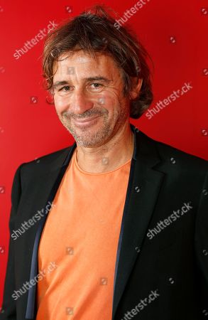 Corrado Sassi Director Corrado Sassi poses for portraits at the 7th edition of the Rome International Film Festival in Rome