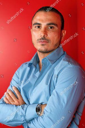 Francesco di Leva Actor Francesco di Leva poses for portraits at the 7th edition of the Rome International Film Festival in Rome