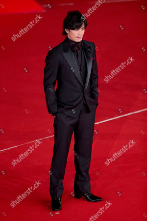 Actor Hideaki Ito arrives to attend the opening ceremony of the Rome Film Festival, in Rome