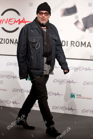 Editorial image of Italy Rome Film Festival, Rome, Italy