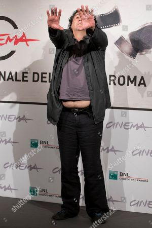 Editorial picture of Italy Rome Film Festival, Rome, Italy