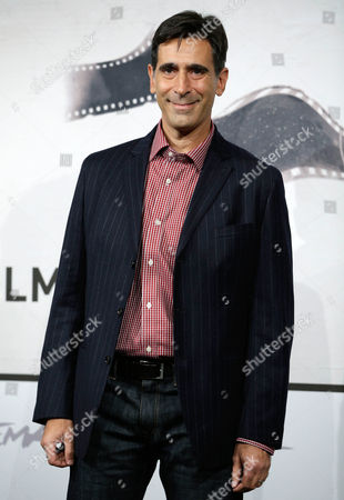 """Alessandro Camon Writer Alessandro Camon poses during the photo call of the movie """"Bullet to the Head"""" at the 7th edition of the Rome International Film Festival in Rome"""