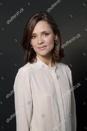 Anastasia Mikulchina Actress Anastasia Mikulchina poses for portraits during the 7th edition of the Rome International Film Festival in Rome