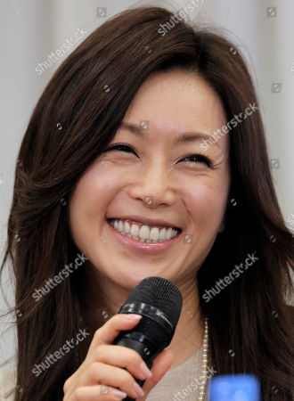 Noriko Sakai Japanese singer and actress Noriko Sakai reacts during her news conference in Tokyo as she came back to the entertainment industry, a day after she finished her three years on parole. Sakai, once hugely popular in Asia, was convicted of drug use in 2009